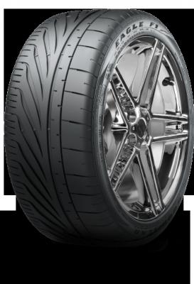 Eagle F1 SuperCar G:2 ROF - Right Tires
